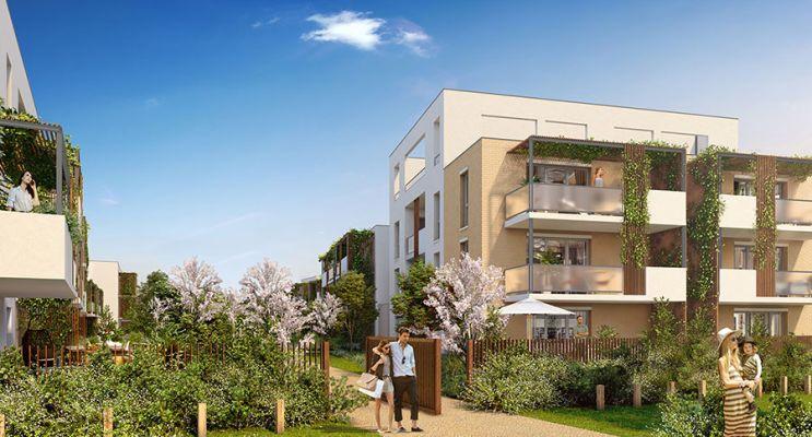 Photo n°1 du Résidence neuve « Coté Parc »