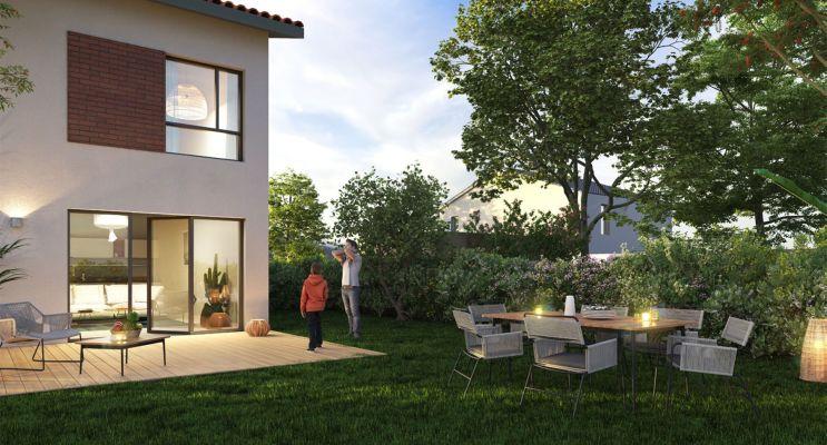 Photo du Résidence « Lysera » programme immobilier neuf à Villeneuve-Tolosane
