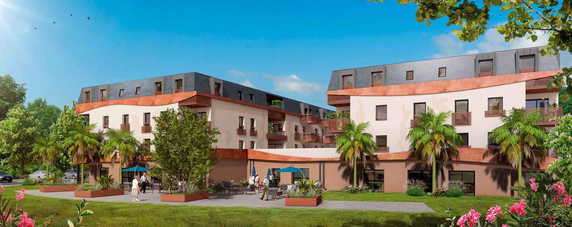 Tarbes : programme immobilier neuve « Oh! Activ' »