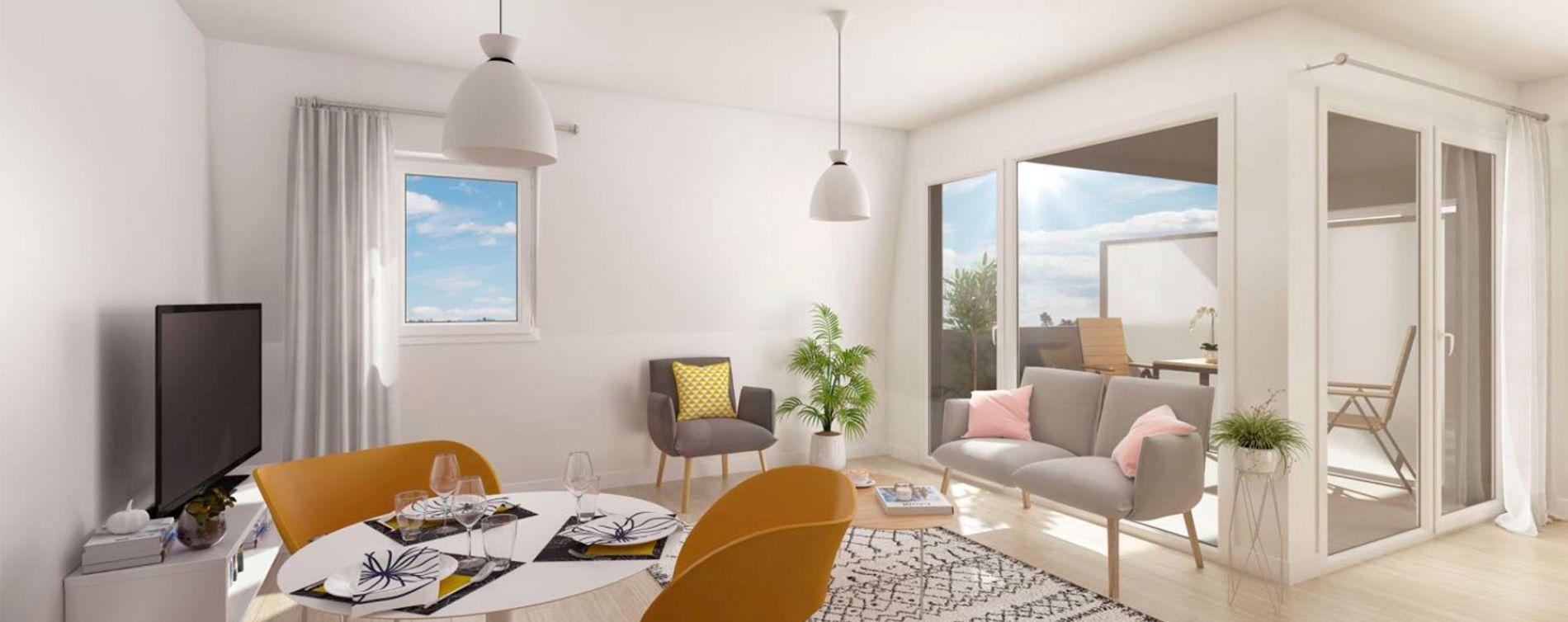 Tarbes : programme immobilier neuve « Oh! Activ' » (3)