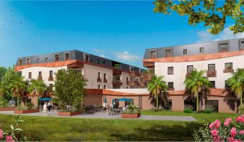 Tarbes : programme immobilier neuf « Oh! Activ' »