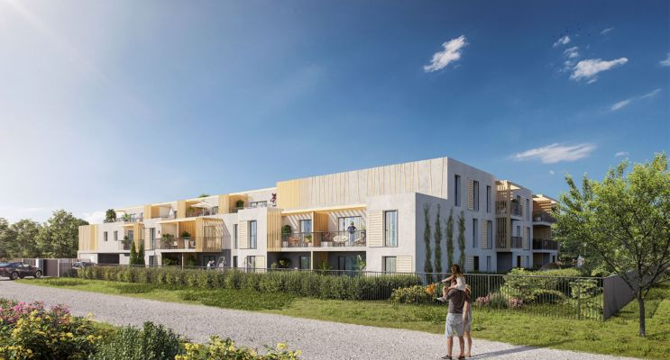 Photo du Résidence « Air Marin » programme immobilier neuf en Loi Pinel à Agde