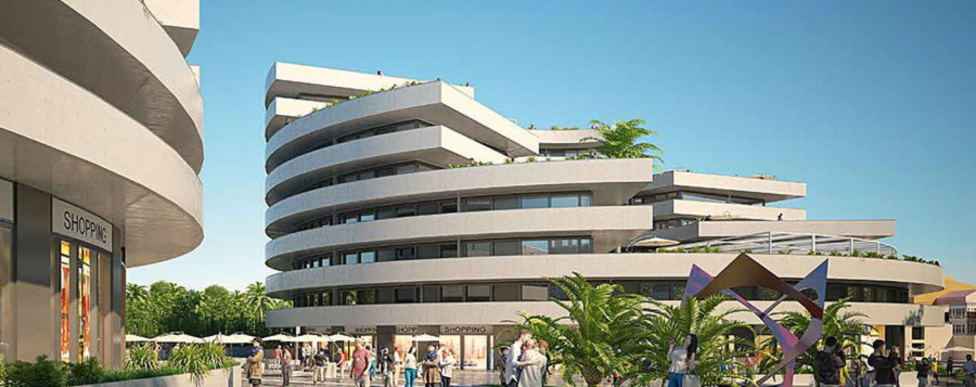 Résidence Iconic à Agde
