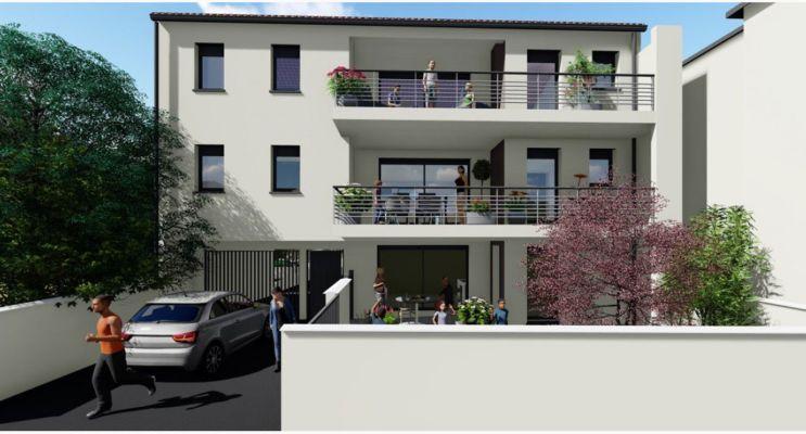 Photo du Résidence « Le Grau d'Agde » programme immobilier neuf en Loi Pinel à Agde
