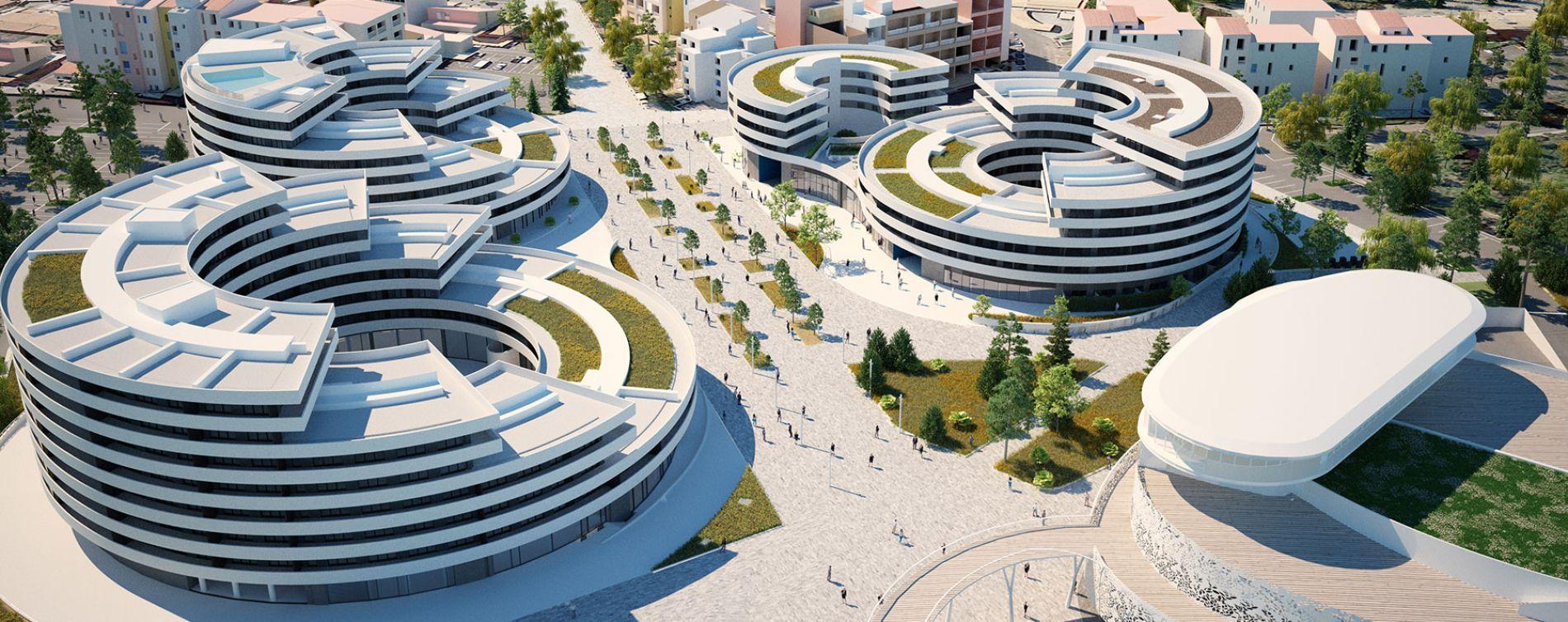 Agde : programme immobilier neuve « Le Sylène »