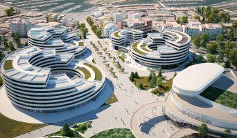 Photo du Résidence « Le Sylène » programme immobilier neuf à Agde