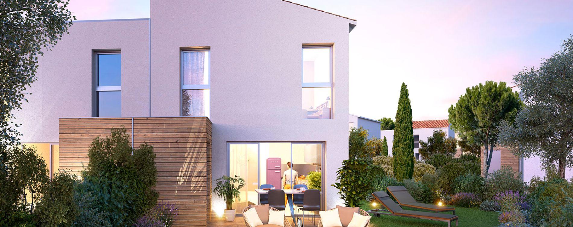 Résidence Les Jardins d'Artemis à Agde