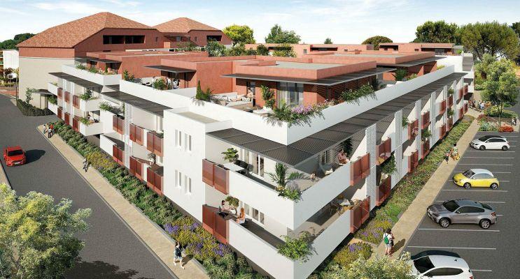 Photo du Résidence « Origin » programme immobilier neuf en Loi Pinel à Agde