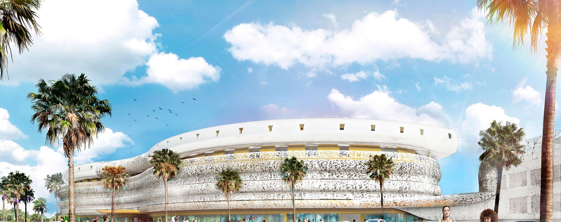 Agde : programme immobilier neuve « Vibes Resort » (2)