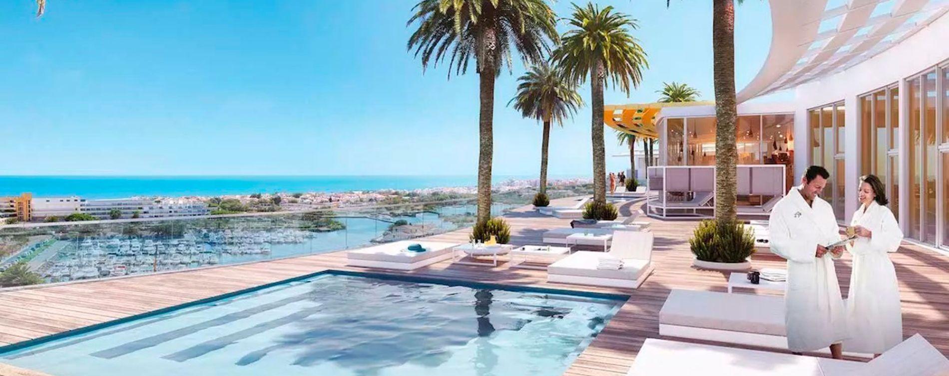 Agde : programme immobilier neuve « Vibes Resort » (3)