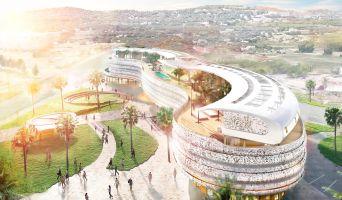Photo du Résidence « Vibes Resort » programme immobilier neuf à Agde