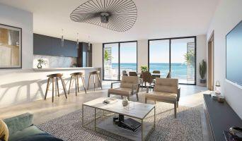 Agde programme immobilier neuve « Villa Horizon » en Loi Pinel  (2)