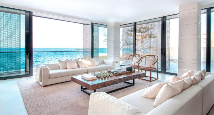 Agde programme immobilier neuf « Villa Horizon » en Loi Pinel