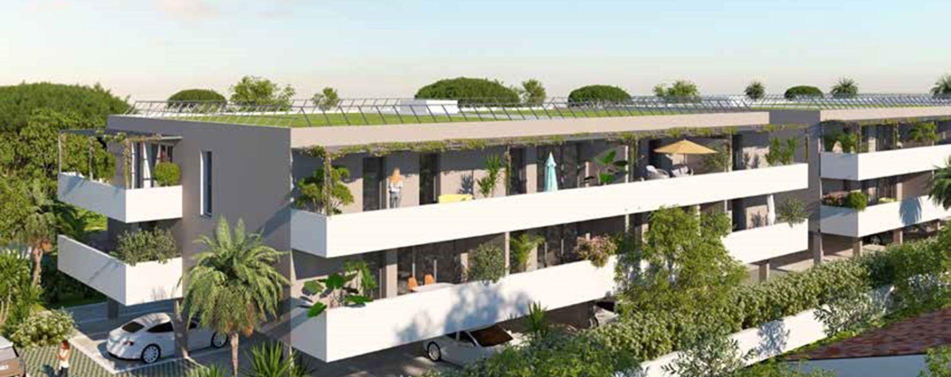 Agde : programme immobilier neuve « Villa Rosalia » en Loi Pinel (2)
