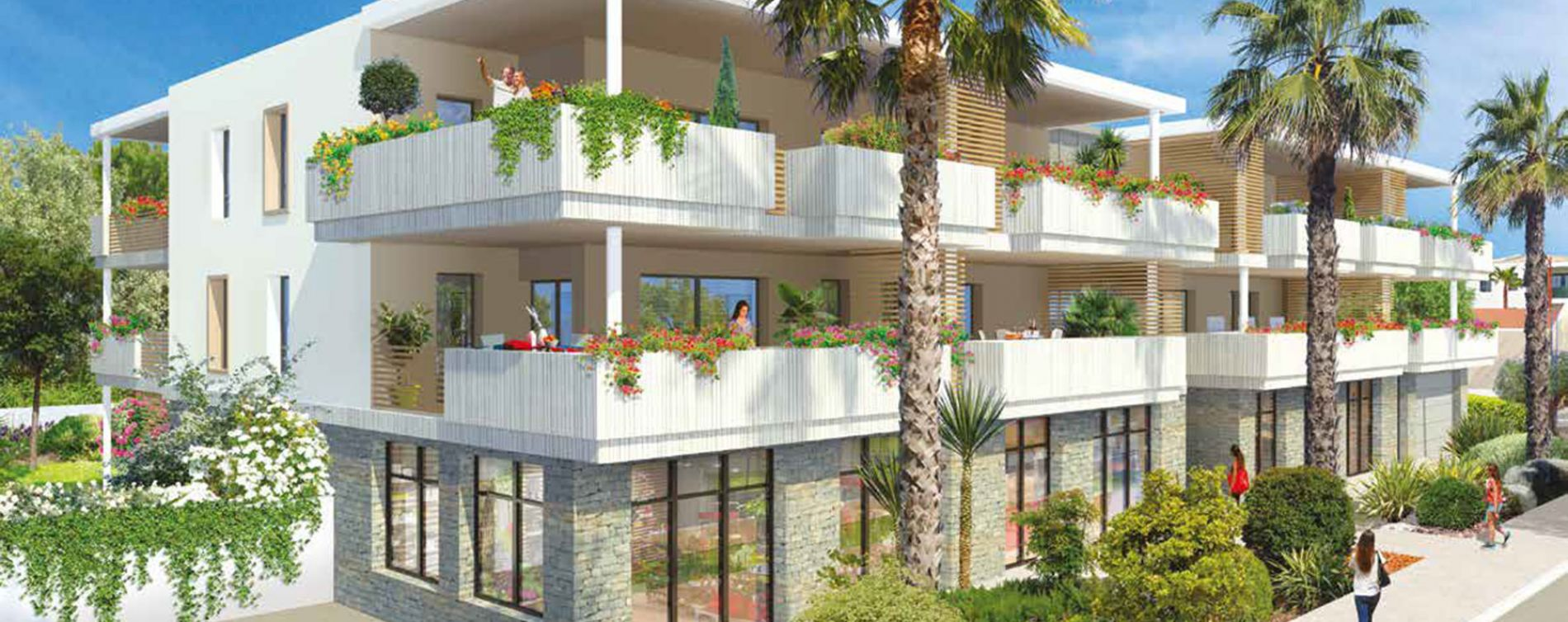 Baillargues : programme immobilier neuve « Alégria » en Loi Pinel