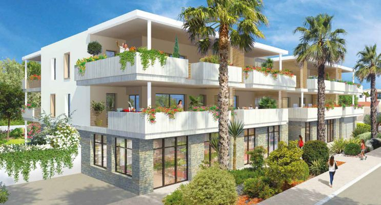 Baillargues : programme immobilier neuf « Alégria » en Loi Pinel