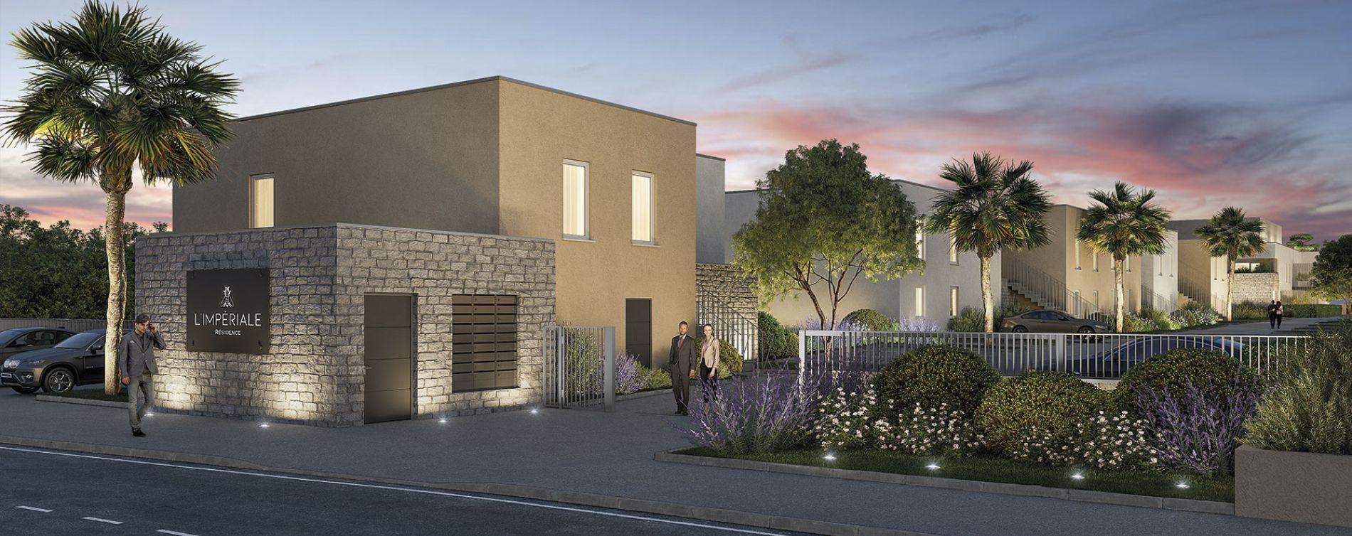 Baillargues : programme immobilier neuve « L'Impériale » (3)