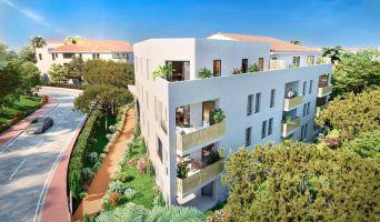 Balaruc-les-Bains programme immobilier neuve « L'écrin Bleu »  (2)