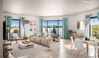 Balaruc-les-Bains programme immobilier neuve « L'écrin Bleu »  (4)