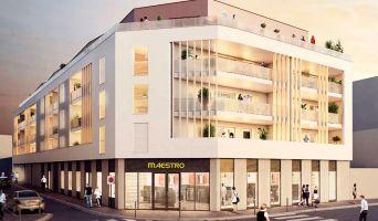Photo du Résidence « Urban Lodge » programme immobilier neuf à Béziers