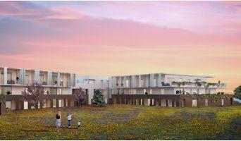 Résidence « Aquarelle » programme immobilier neuf en Loi Pinel à Castelnau-le-Lez n°2