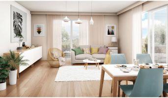 Résidence « Aquarelle » programme immobilier neuf en Loi Pinel à Castelnau-le-Lez n°3