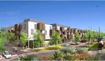 Photo du Résidence « Carré Aube Rouge » programme immobilier neuf en Loi Pinel à Castelnau-le-Lez