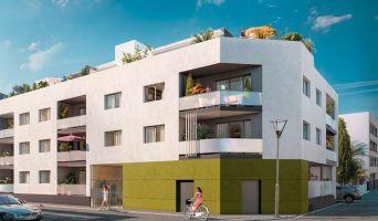 Castelnau-le-Lez programme immobilier neuve « Castel'in » en Loi Pinel  (2)