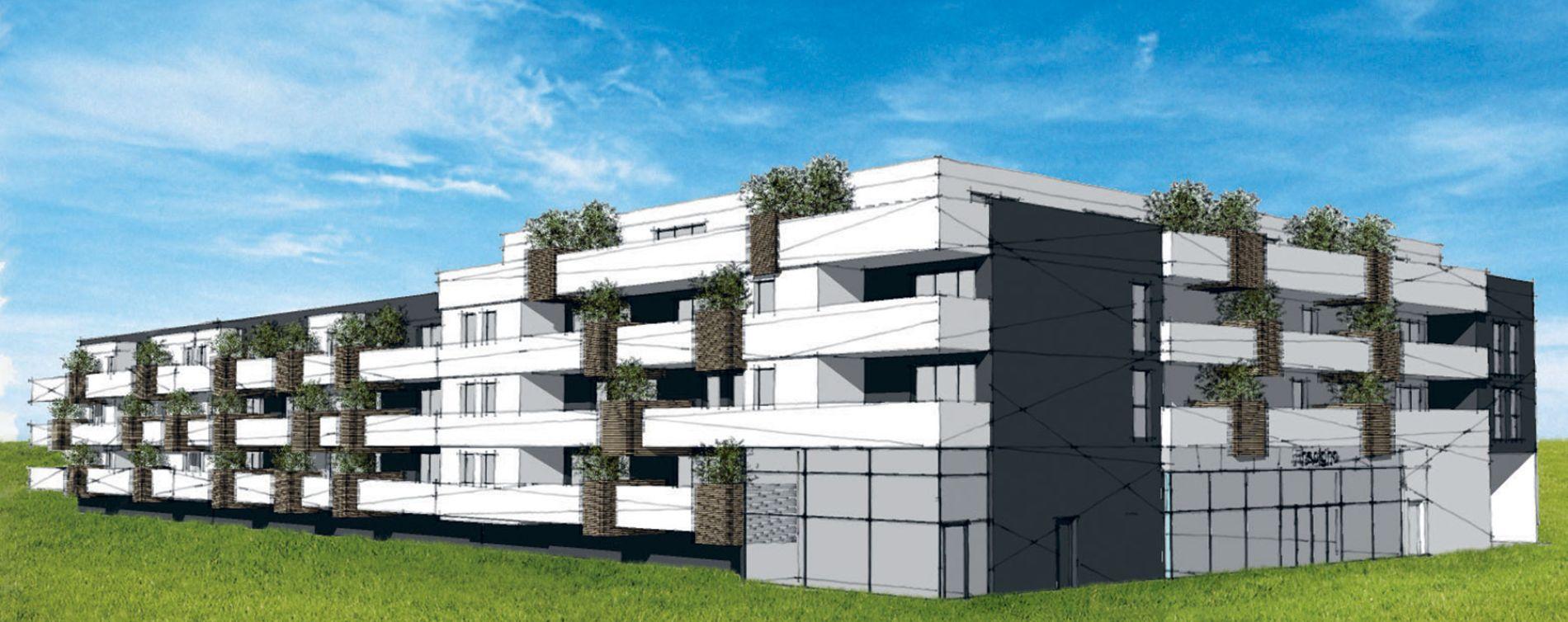 Castelnau-le-Lez : programme immobilier neuve « Echo » en Loi Pinel