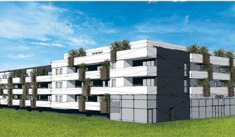 Castelnau-le-Lez : programme immobilier neuf « Echo » en Loi Pinel