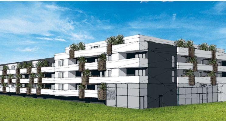 Castelnau-le-Lez programme immobilier neuf « Echo » en Loi Pinel