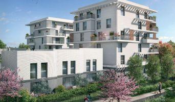 Photo du Résidence « Fragrance » programme immobilier neuf en Loi Pinel à Castelnau-le-Lez