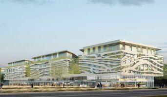 Résidence « Island » programme immobilier neuf en Loi Pinel à Castelnau-le-Lez n°1