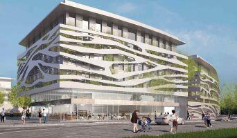Résidence « Island » programme immobilier neuf en Loi Pinel à Castelnau-le-Lez n°3