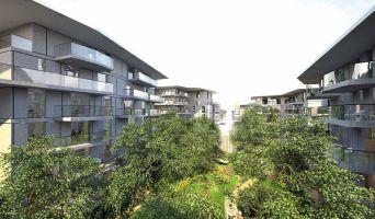 Résidence « Island » programme immobilier neuf en Loi Pinel à Castelnau-le-Lez n°4