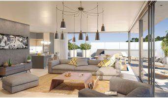 Castelnau-le-Lez programme immobilier neuve « Kapia » en Loi Pinel  (3)