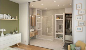 Castelnau-le-Lez programme immobilier neuve « Kapia » en Loi Pinel  (4)
