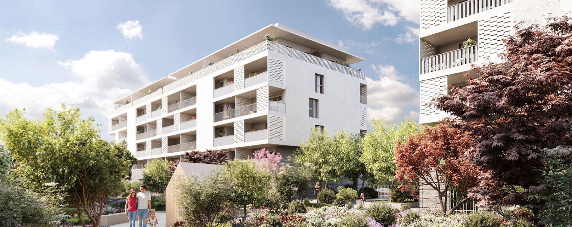 Castelnau-le-Lez : programme immobilier neuve « Programme immobilier n°218870 » en Loi Pinel (2)