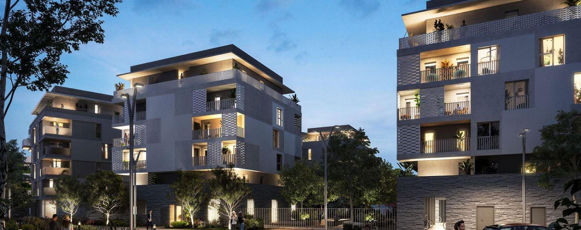 Castelnau-le-Lez : programme immobilier neuve « Programme immobilier n°218870 » en Loi Pinel (4)