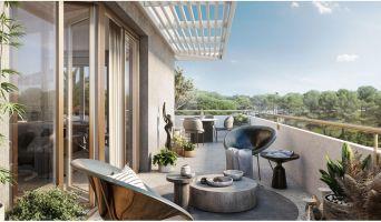 Castelnau-le-Lez : programme immobilier neuf «  n°218870 » en Loi Pinel
