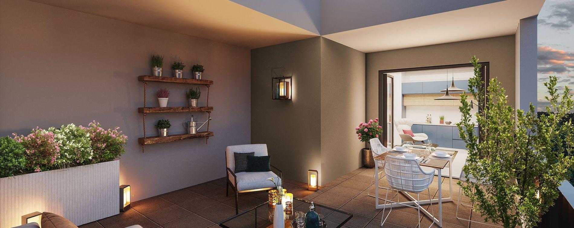 Castelnau-le-Lez : programme immobilier neuve « Programme immobilier n°219306 » en Loi Pinel