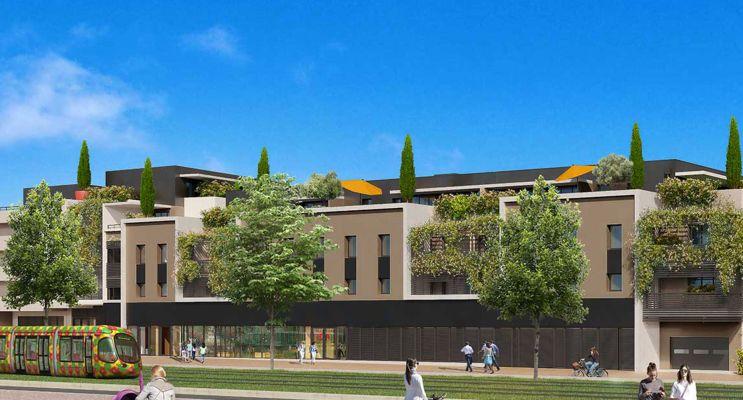 Photo du Résidence « L'Oasis » programme immobilier neuf en Loi Pinel à Castelnau-le-Lez