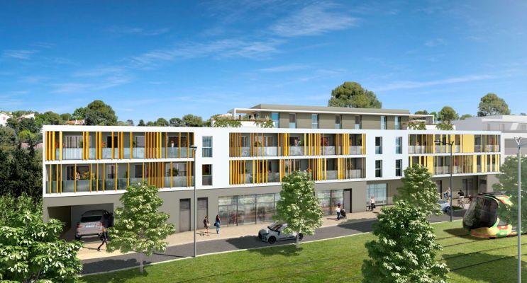 Photo du Résidence « Luminea » programme immobilier neuf à Castelnau-le-Lez