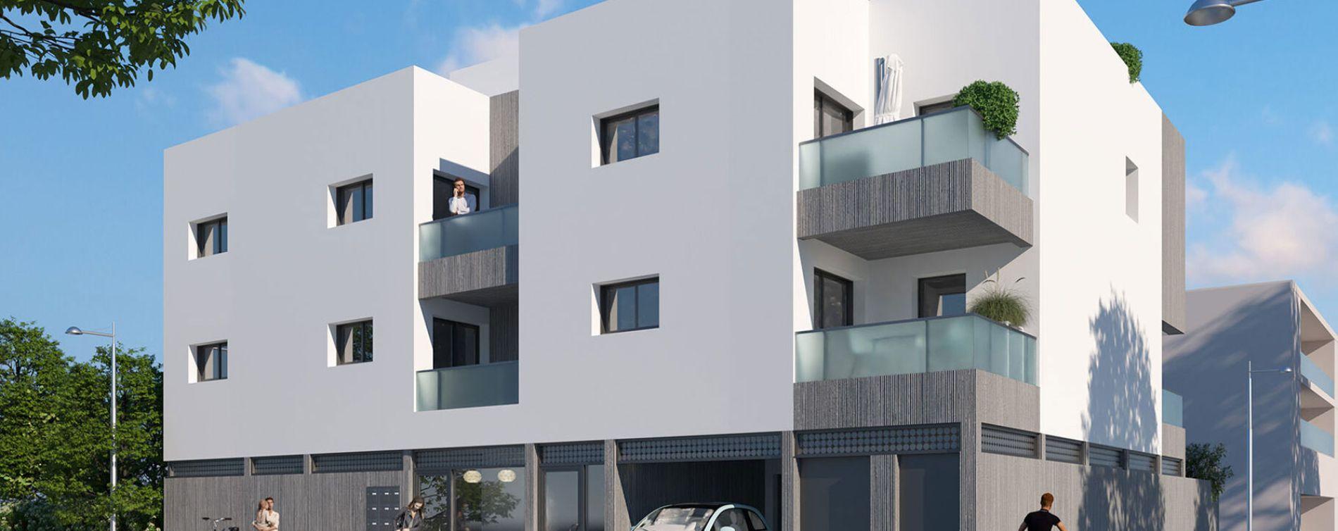 Castelnau-le-Lez : programme immobilier neuve « Lyla » en Loi Pinel