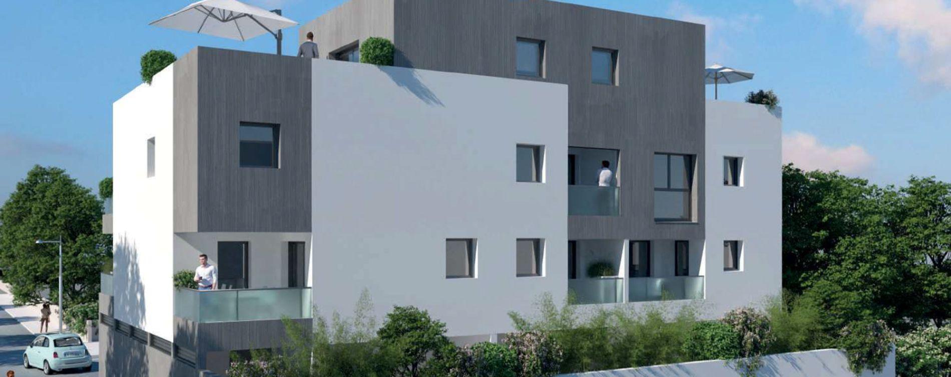 Castelnau-le-Lez : programme immobilier neuve « Lyla » en Loi Pinel (2)