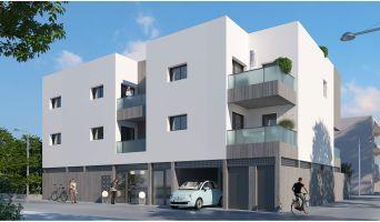 Castelnau-le-Lez : programme immobilier neuf « Lyla » en Loi Pinel