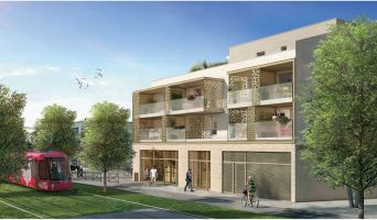 Photo du Résidence « Nauvia » programme immobilier neuf à Castelnau-le-Lez
