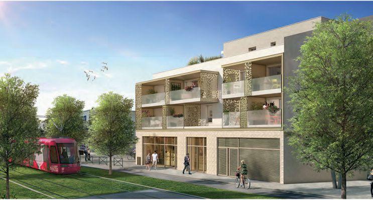 Résidence « Nauvia » programme immobilier neuf en Loi Pinel à Castelnau-le-Lez n°1