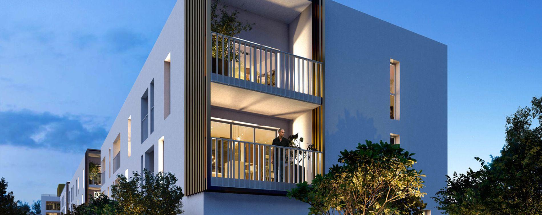 Castelnau-le-Lez : programme immobilier neuve « Programme immobilier n°219353 » en Loi Pinel