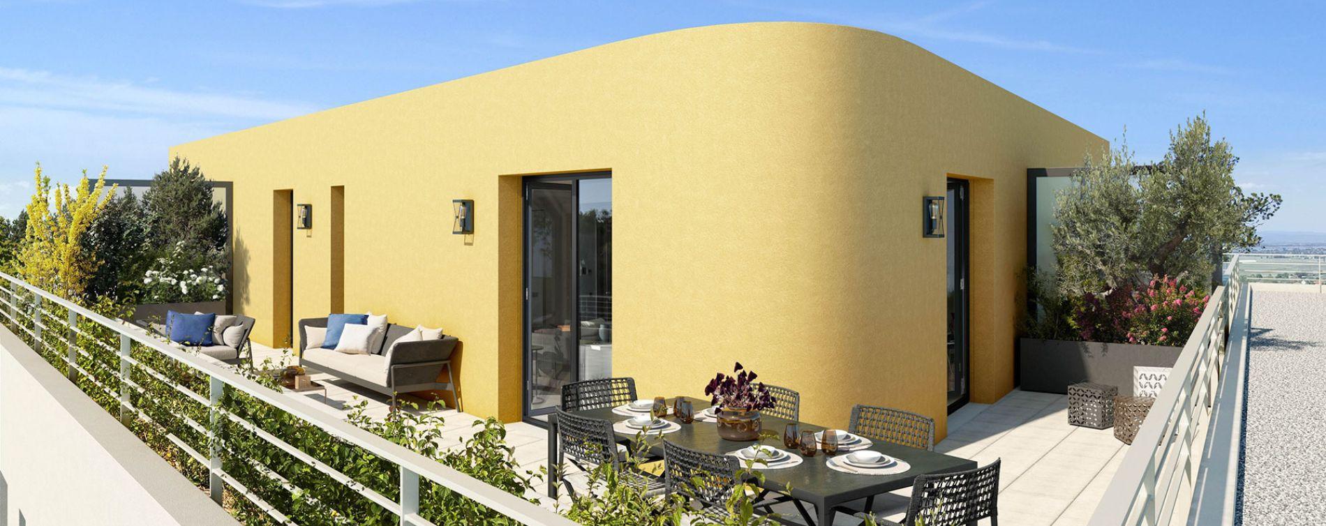 Castelnau-le-Lez : programme immobilier neuve « Programme immobilier n°219353 » en Loi Pinel (2)